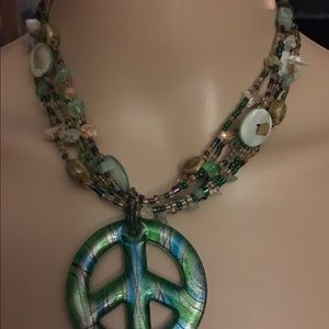 Jewelry - One of a kind necklace.